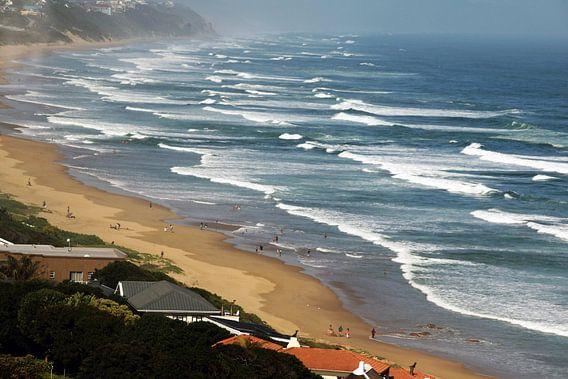 Golf des Indischen Ozeans Südafrika