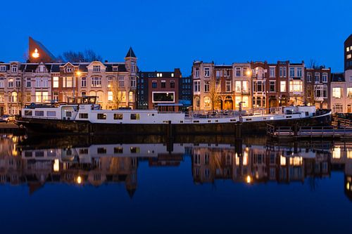 Oosterhaven Zuidzijde Groningen van
