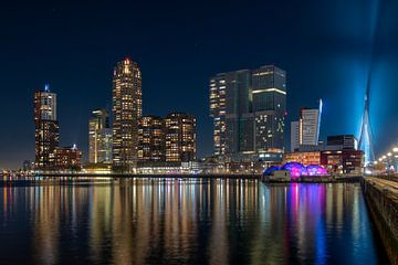 Rijnhaven Rotterdam van Fotografie Ronald