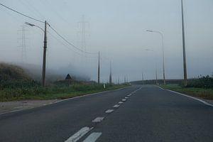 road to nowhere van urbex lady