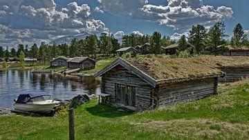 Norwegen, Fiskevollen von Michael Schreier
