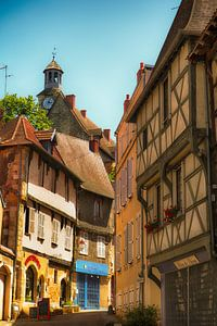 Montlucon, Auvergne van