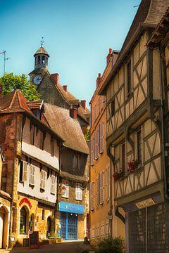 Montlucon, Auvergne van Lily Ploeg