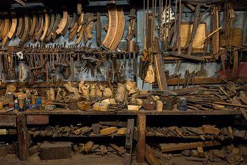 werkplaats van een timmerman van Bert Bouwmeester