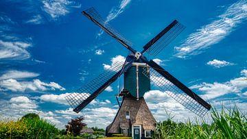 Windmühlen-Kinderdijk UNESCO von Bart cocquart