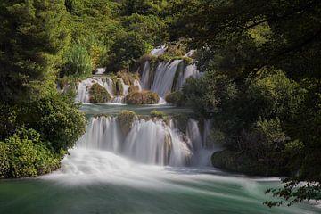 Prachtige waterval van