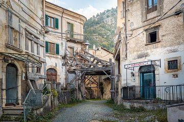 verlassenes Dorf von Kristof Ven