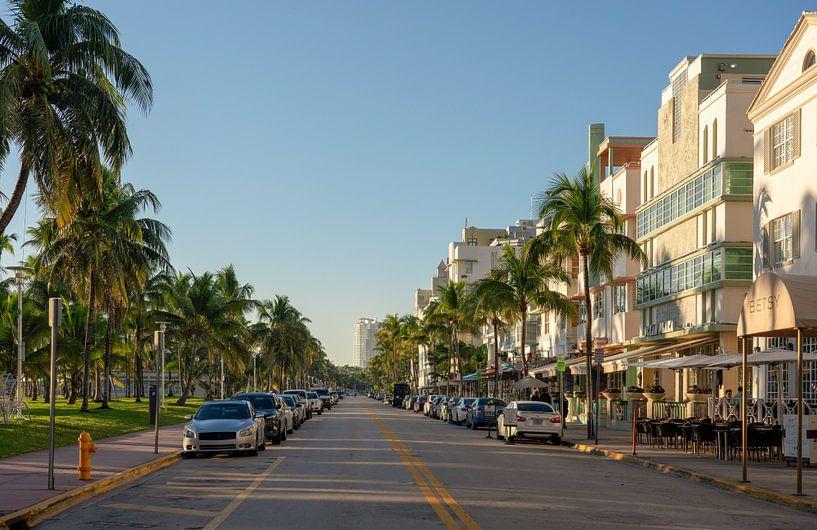 Promenade en mer, Miami sur Reinier Snijders