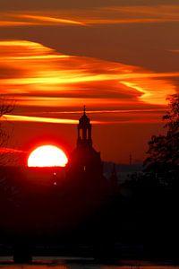 Frauenkirche Dresden von Anette Jäger