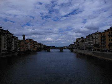 Ponte Vecchio van Marcel Lokhorst