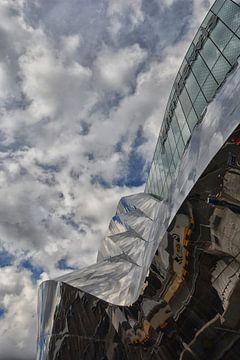 Neuer Straßenbahnhof in Birmingham von Dennis Morshuis