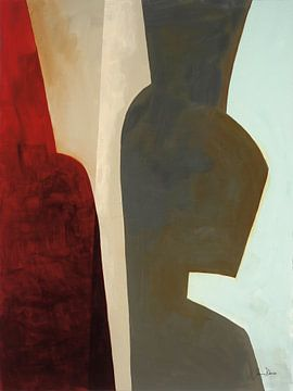 Canyon II, Jane Davies van Wild Apple