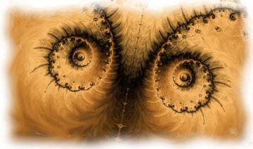 Mandelbrot-Fraktal von Maurice Dawson