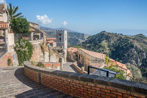 Sicilie- Savoca (the godfather village)