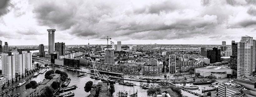 Leuvehaven Rotterdam van Ton de Koning