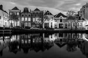 Haarlem riverside van