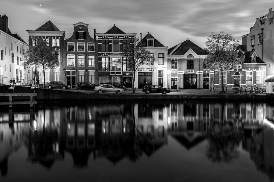 Haarlem riverside van Scott McQuaide