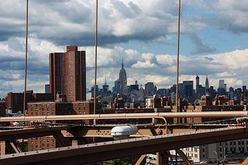 new york city ... manhattan view VII von Meleah Fotografie