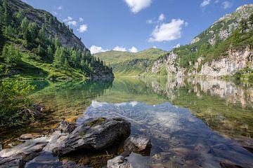 Tapkarsee en Autriche sur Wim Brauns