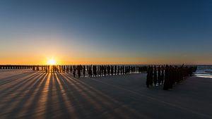sunset @ tardinghen