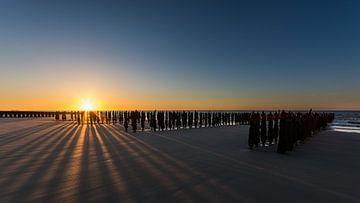 sunset @ tardinghen sur