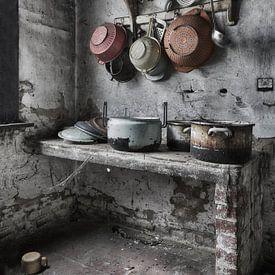 Urbex Keuken  sur Vandain Fotografie