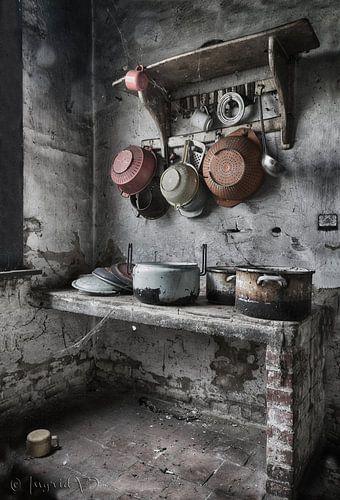Urbex Keuken  van