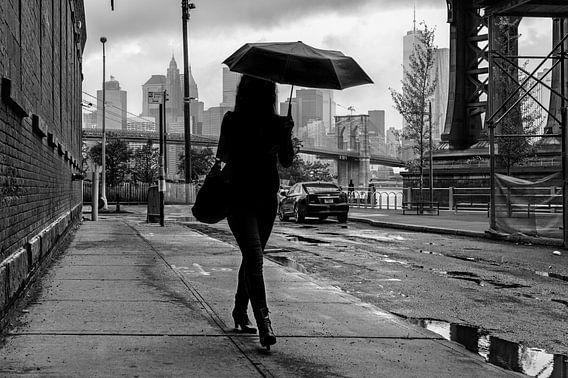 Gritty Streets of New York van Nico Geerlings
