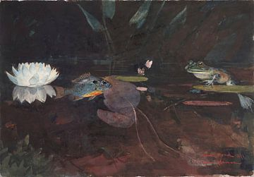 Winslow Homer-Pound Nerz