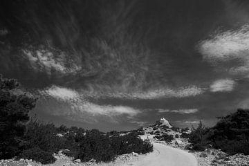 Agia Kiryaki, Karpathos, Griechenland von Peter Baak