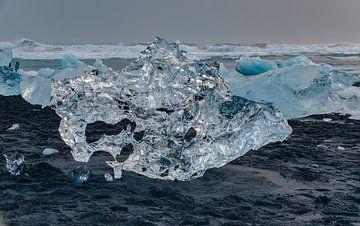 Von der Natur selbst geschaffene Eiskunst von Bep van Pelt- Verkuil