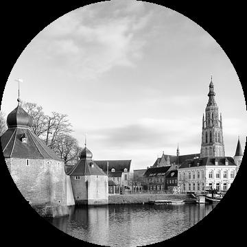 Historisch Breda Spanjaardsgat Klassiek van JPWFoto