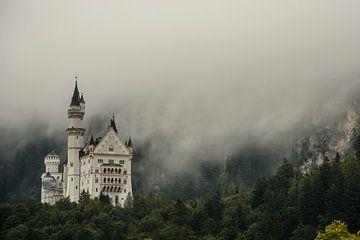 Schloss Neuschwanstein von Stefan Koeman