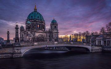 Kathedraal van Berlijn van Mario Calma