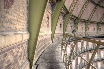 Kuppel-Gefängnis Haarlem von Sandra van Hout
