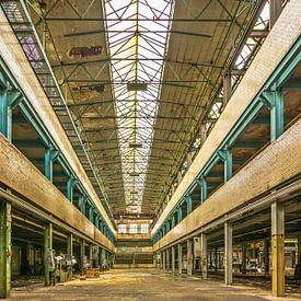 Verloren Plaats Machinefabriek van Johnny Flash