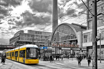 Berlin Alexanderplatz von Joachim G. Pinkawa