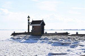 sneeuw van Annemarie Kroon