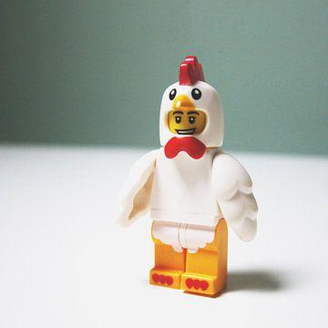 Lego kip van