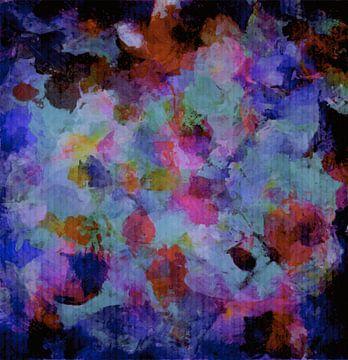 ABSTRAKTE BLUMEN von Kelly Durieu