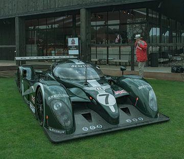 Bentley van Freddie de Roeck