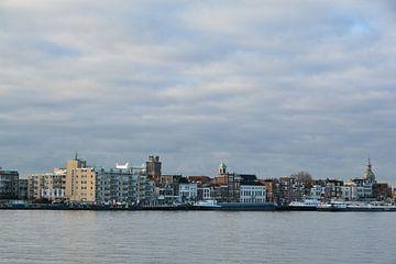 Dordrecht - skyline van Ineke Duijzer