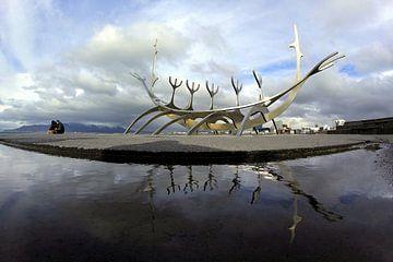 Sólfar Reykjavík van Patrick Lohmüller