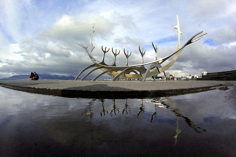 Sólfar  Reykjavík von Patrick Lohmüller