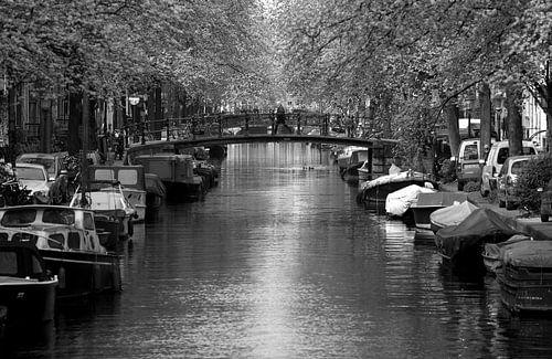 Amsterdamse Grachten van Pascal Lemlijn