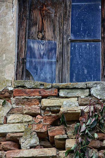 Het blauwe raam