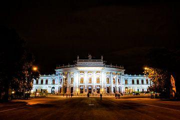 Burgtheater // Wenen, Oostenrijk van PHOTORIK