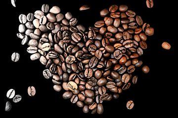 Liebe zum Kaffee von Dominique van Ojik