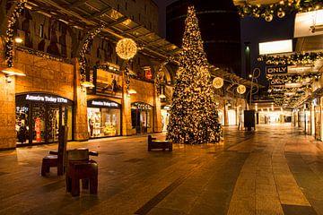 Christmas at the Koopgoot Rotterdam von Charlene van Koesveld