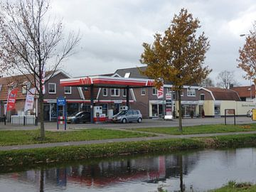 Avia tankstation Wekerom von Wilbert Van Veldhuizen